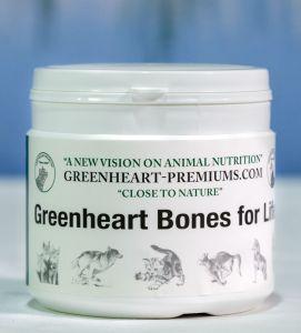 Bones for Life Greenheart Premiums