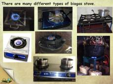 Other Biogas stoves