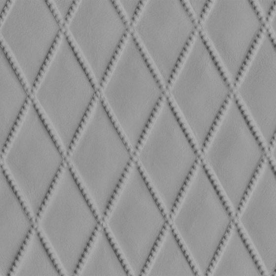 Embossing Diamond Stitched