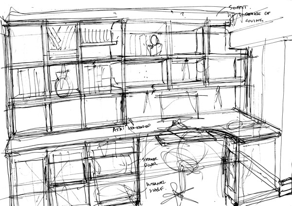 Home study sketch aa greenhill design for Household contact study design