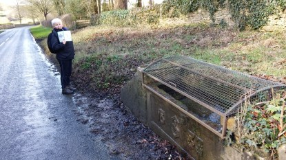 Maggie & Horse Trough, Upper Swell