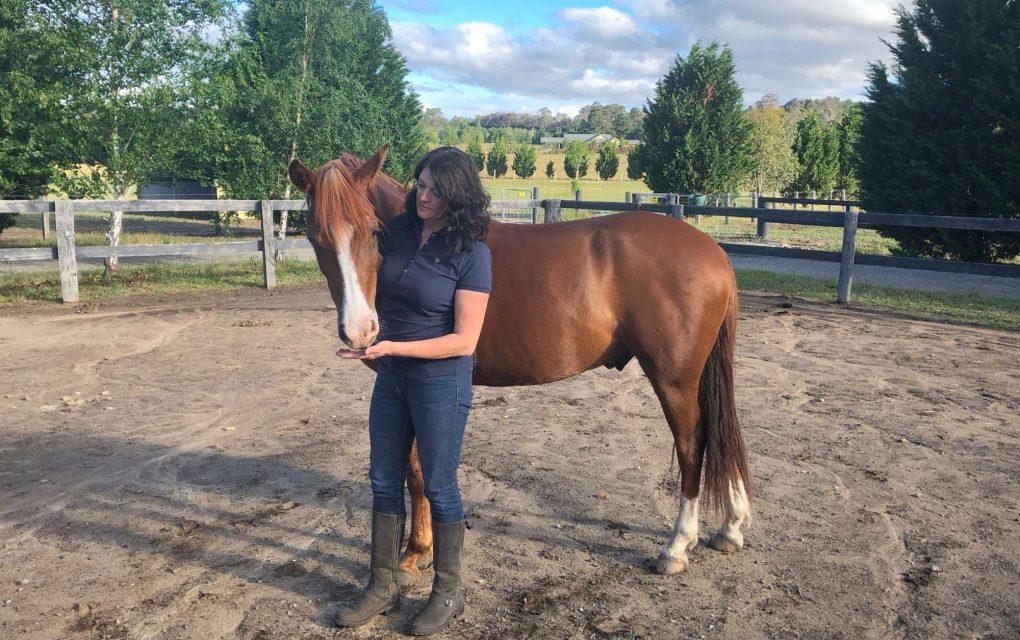 Donna Levin greenhills equine