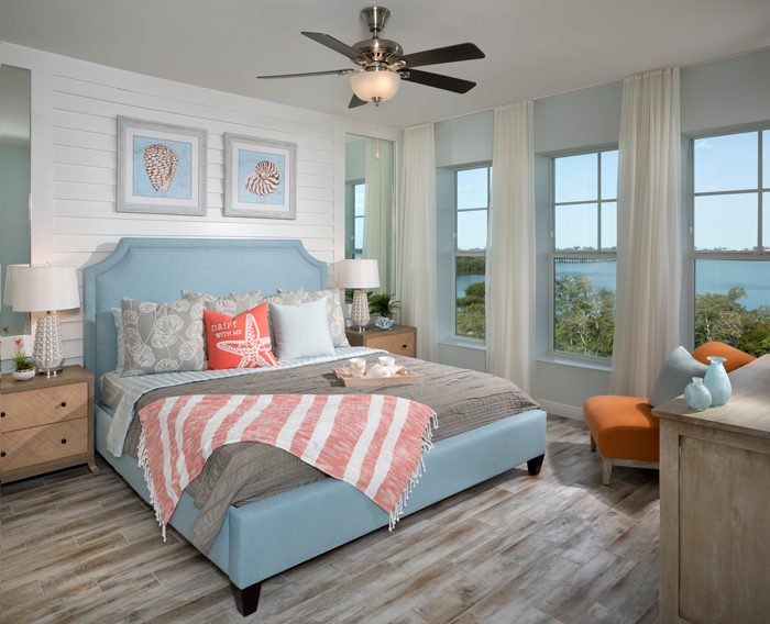 Coach homes at Harbour Isle have been recognized as LEED®, translating to significant savings in regards to energy and water utilities.