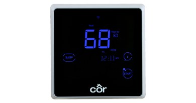 Carrier® Côr™ Thermostat Expands Lineup