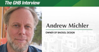The GHB Interview: Andrew Michler, Owner of Baosol Design