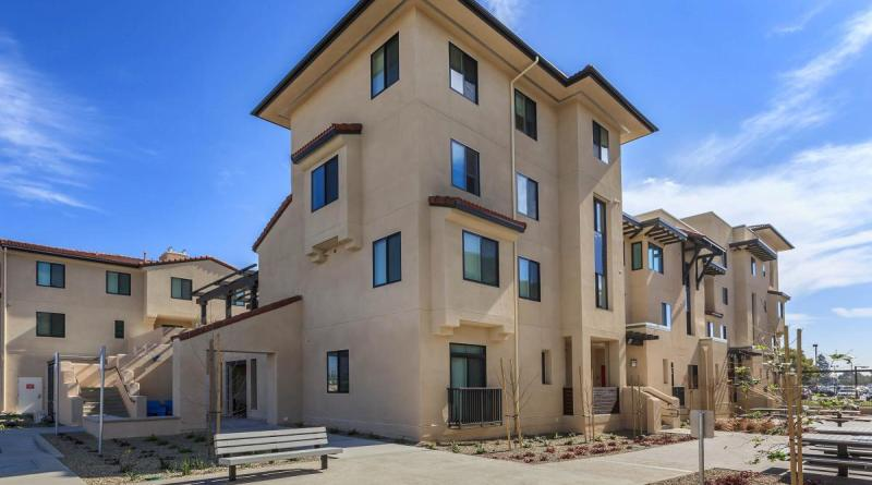 San Diego's New Energy-Efficient Affordable Housing