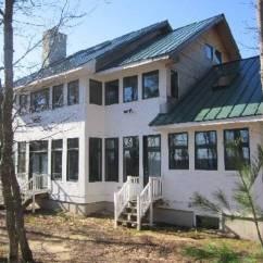 Blue Kitchen Appliances Collapsible Table Grand Marais, Michigan 49839 Listing #19714 — Green Homes ...