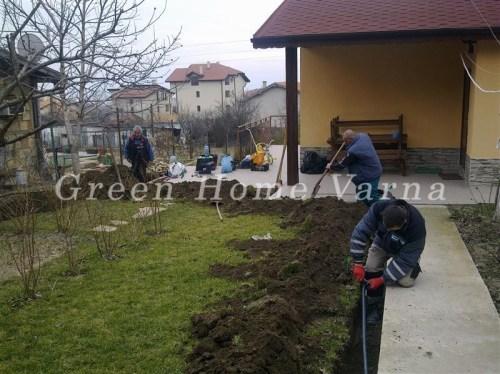 Поливна система, Варна, Акчелар