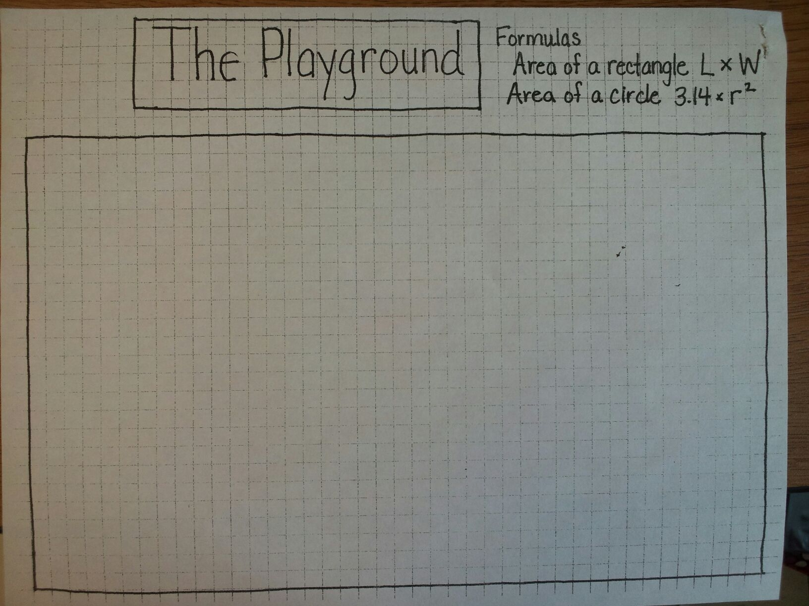 hight resolution of Area and Perimeter Enrichment Activities - Green Hope Elementary AIG and  Enrichment