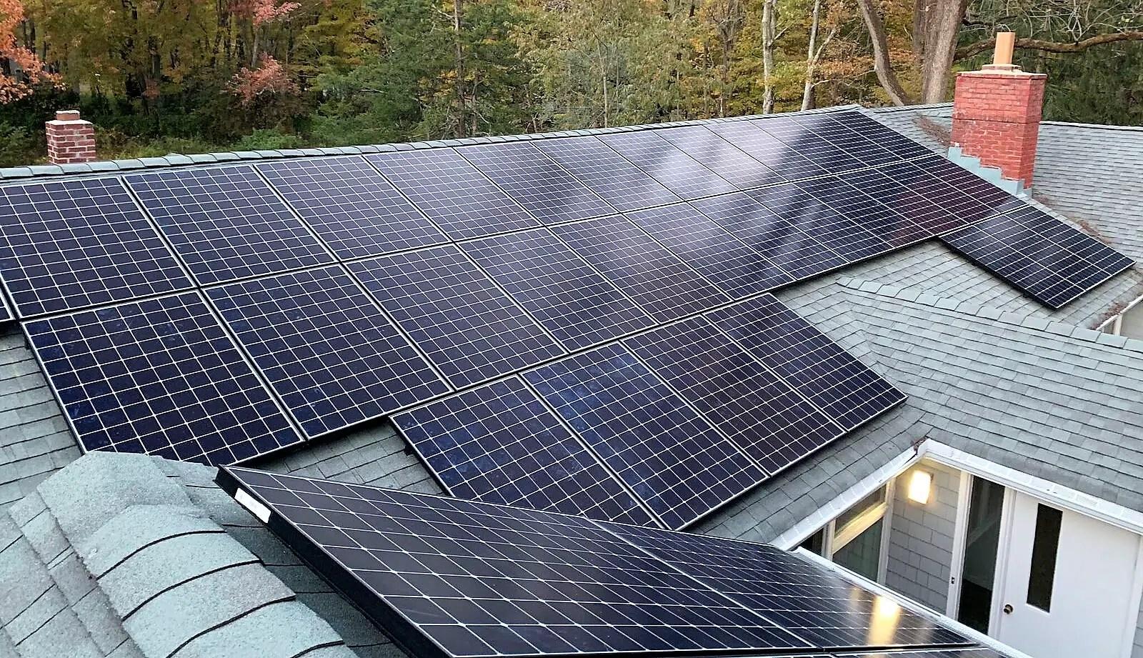 Residential Solar Installer Nj Home Solar Systems By Greenhouse Solar