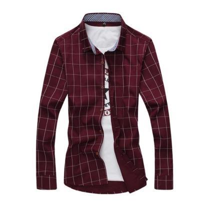 Cotton_Shirt_wine red