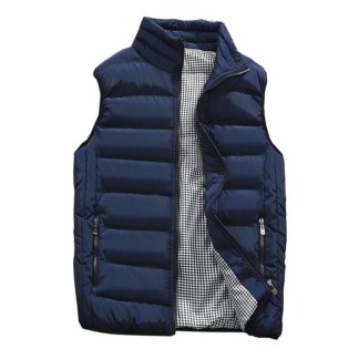 Warm Vest available in 4 colors