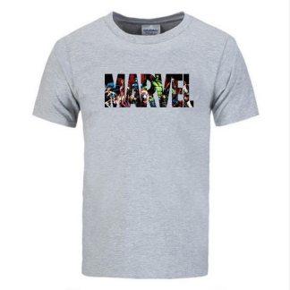 Marvel T-shirt print