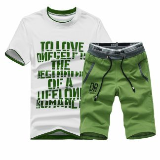 Hip Hop T-Shirt Set 2 Pieces