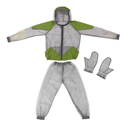 Repellent Mesh Suit