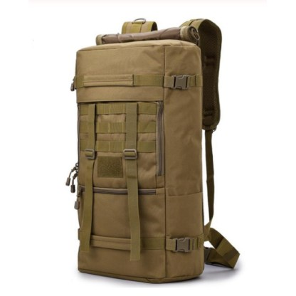 Tactical Travel Backpack available in 3 colors