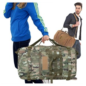 Tactical Travel Backpack available in 3 colors greenhousebay.com