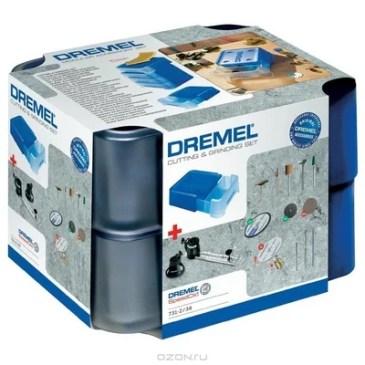 Dremel MAS 731 набор насадок для резки и шлифования (26150731JA)