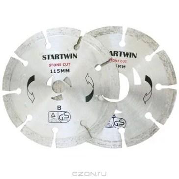 Startwin Алмазные диски 115 мм