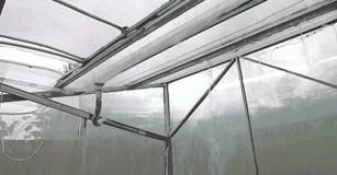 greenhousebay.ru-В теплице с дождевым поливом