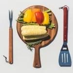 veggies-grill-tools