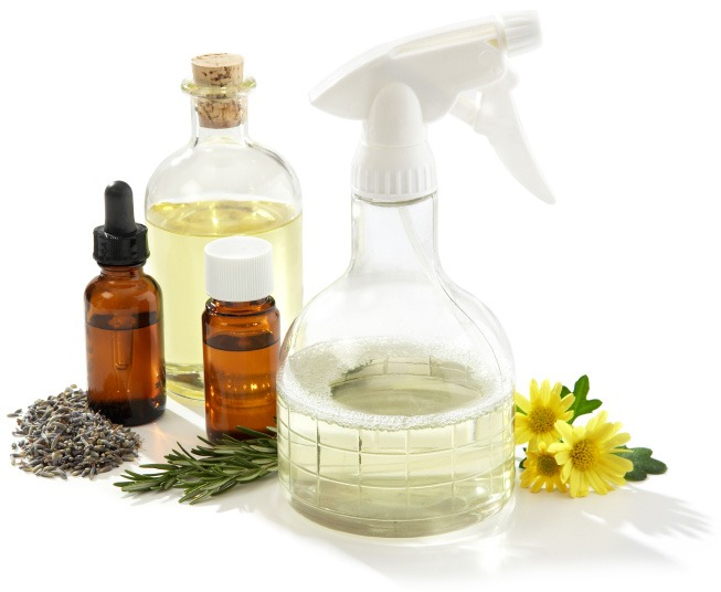 isolated green fragrances