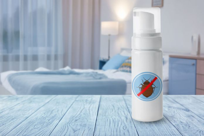 bed bug spray that kills eggs too