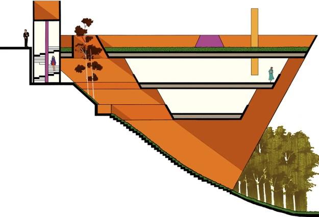 Piramide Flotante 1