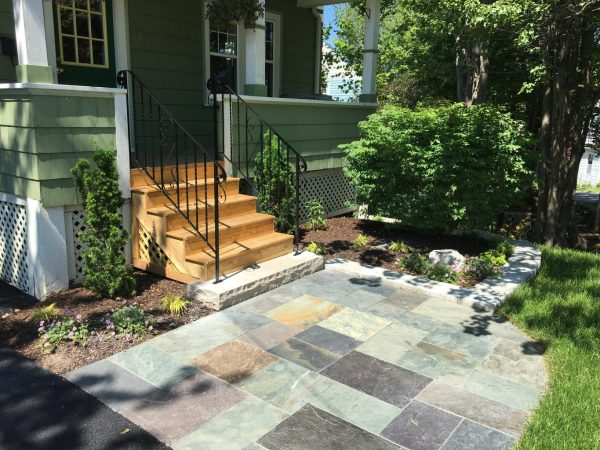 stone patios paths &