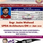 Latest Success stories of MMUP UPDA Exam – 14 Jan 20- 05 Feb 20