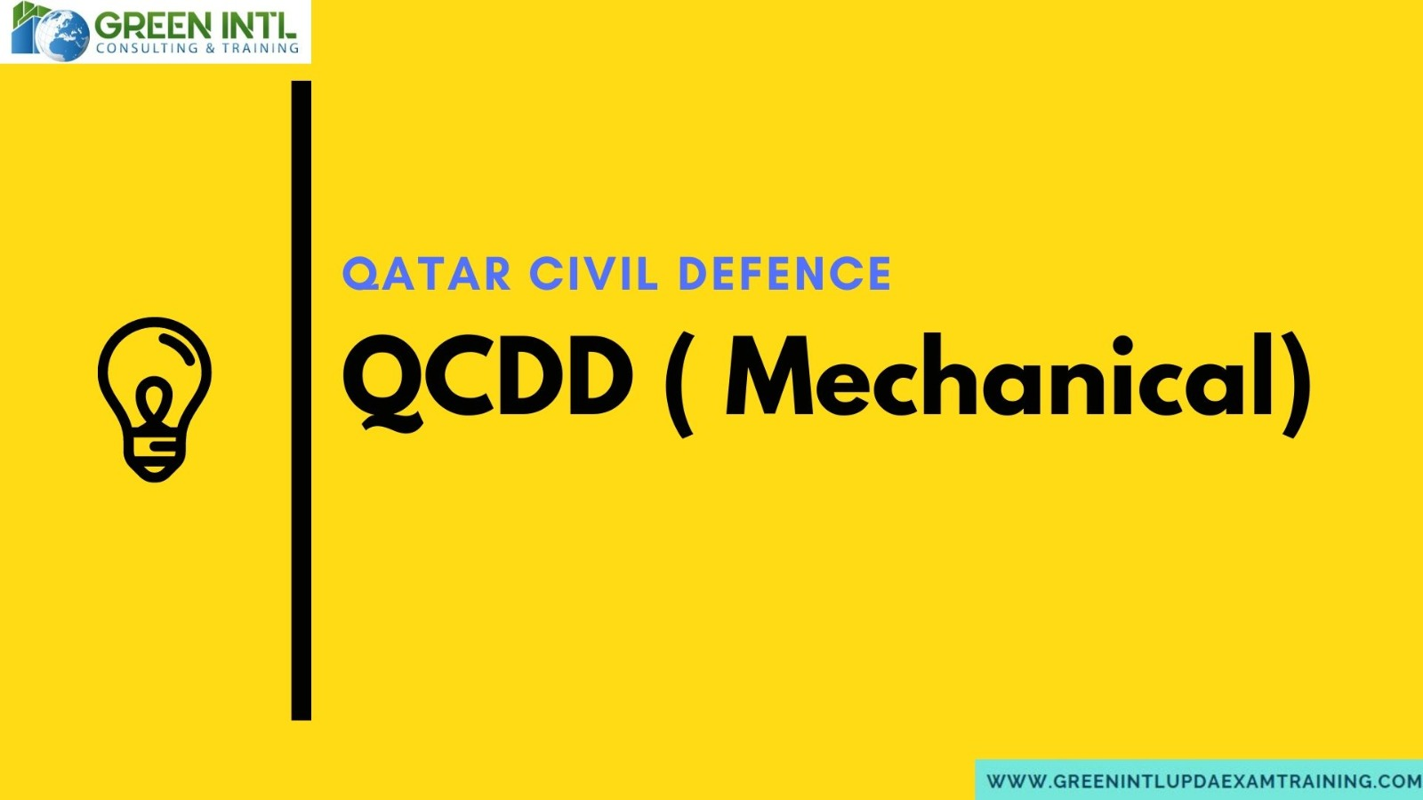 QCDD MECHANICAL