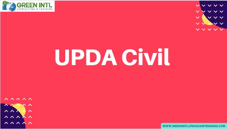 UPDA Civil Syllabus