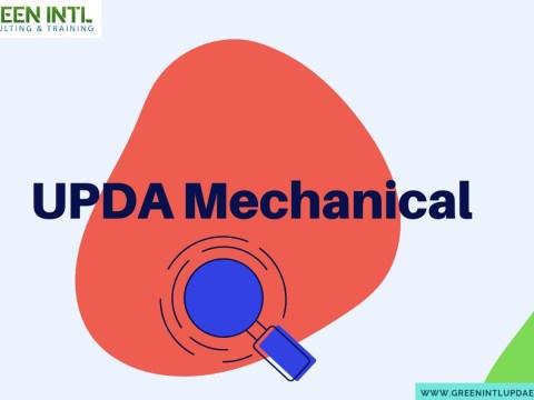 upda mechanical qatar exam