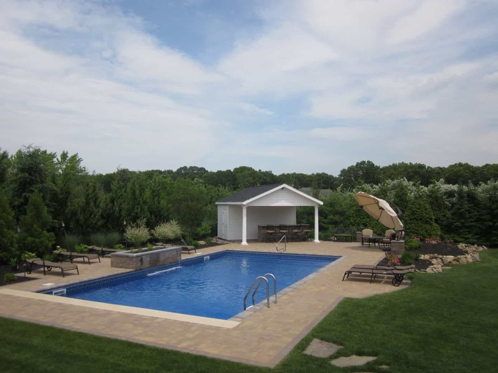 Cabanas & Pool Houses Long Island