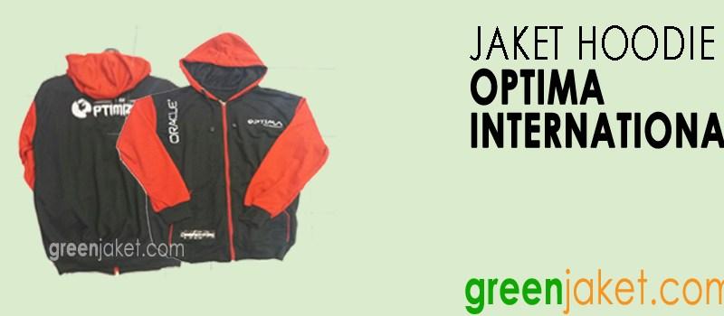 Jaket Joodie Optima International
