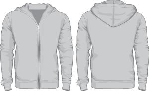 Jasa Pembuatan Custom Jaket Hoodie