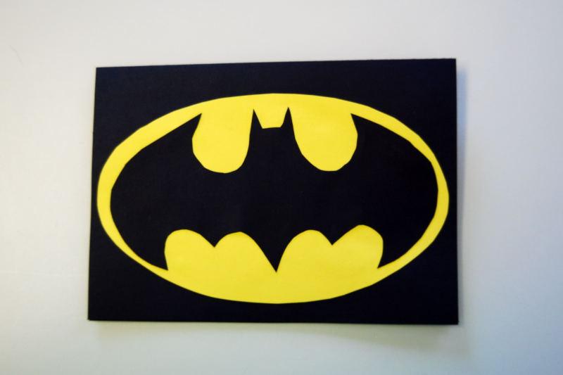 green jello batman invitations