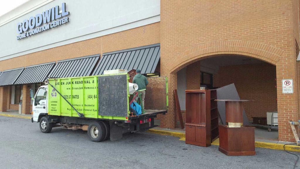 commercial junk removal services in Atlanta, GA