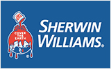 sherwin williams logo green junk removal