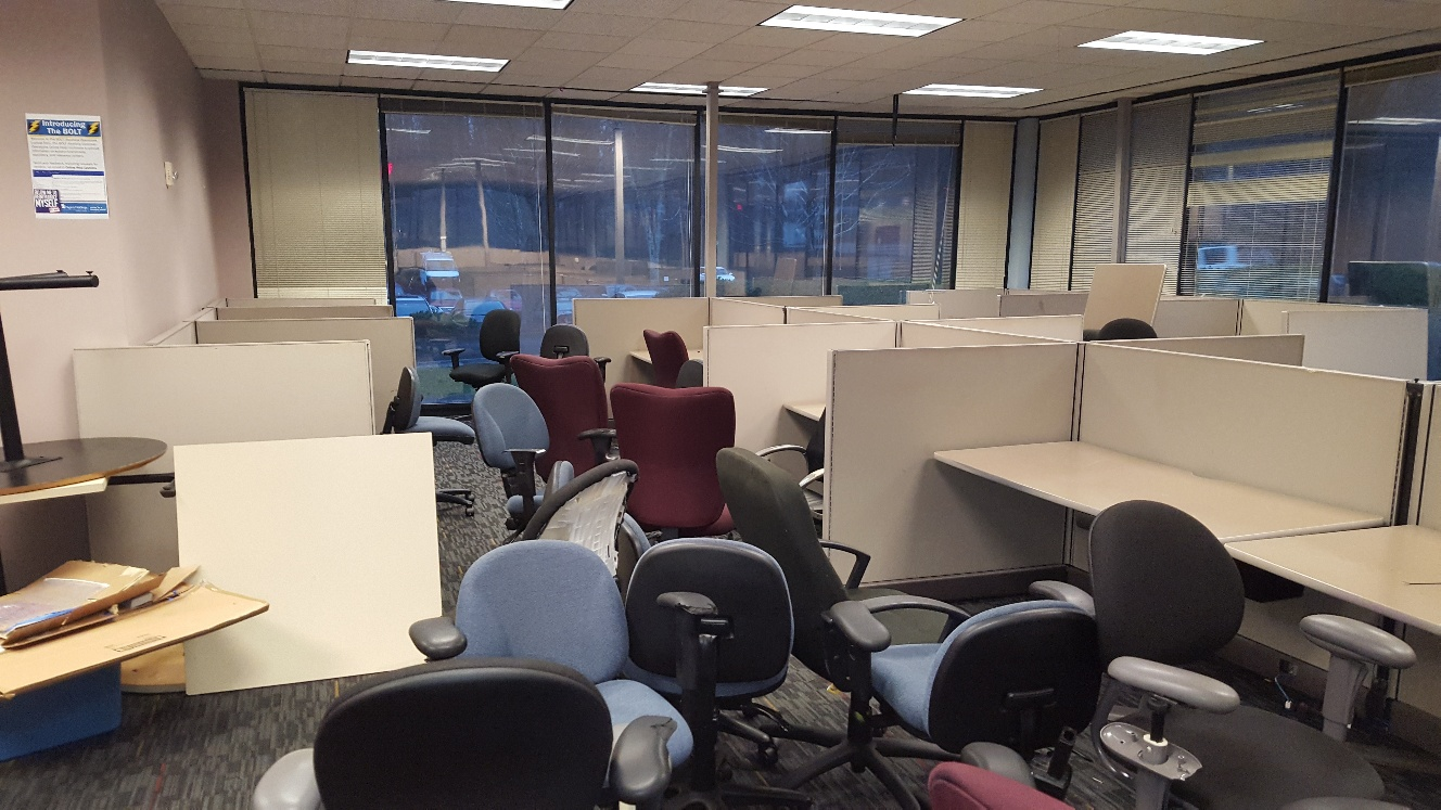 office chairs and furniture