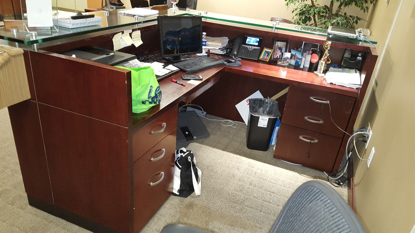 office furniture and electronics removal