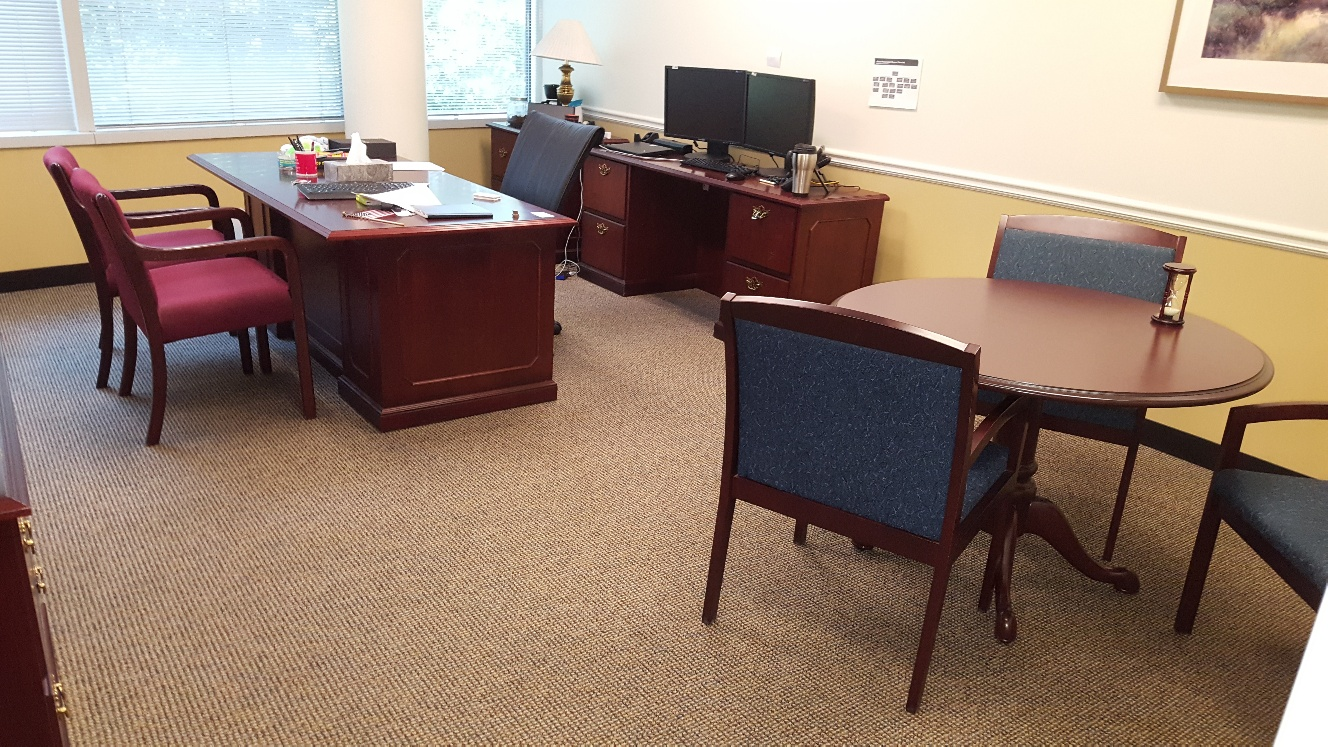 electronics and office furniture removal