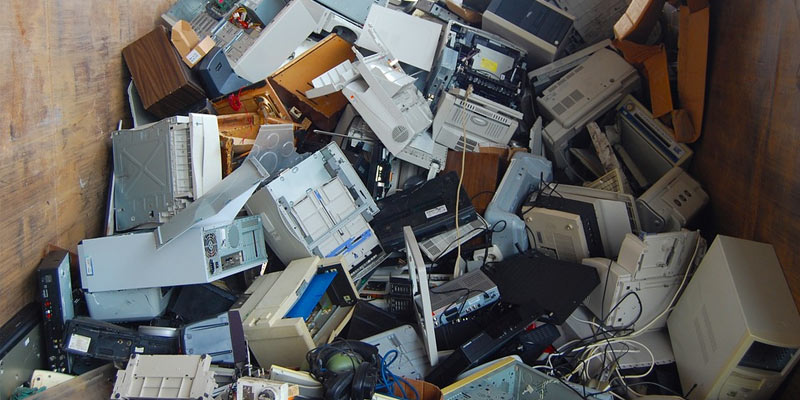 20+ worrying statistics about e-waste recycling