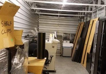 storage cleanout and recycling
