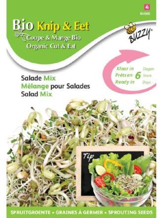 Knip and eet salad mix