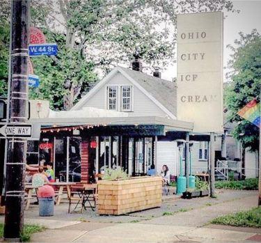 New ice cream shop in between Ohio City and Detroit Shoreway
