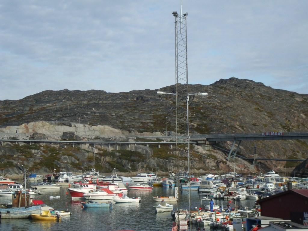 Ilulissat boats