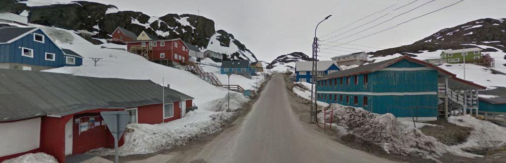 Maniitsoq city