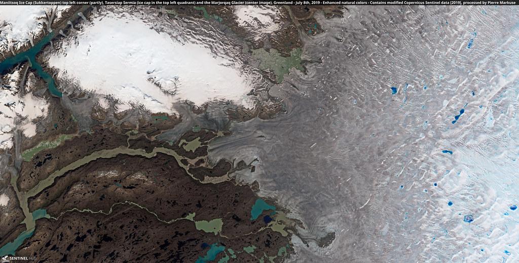 Maniitsoq ice cap