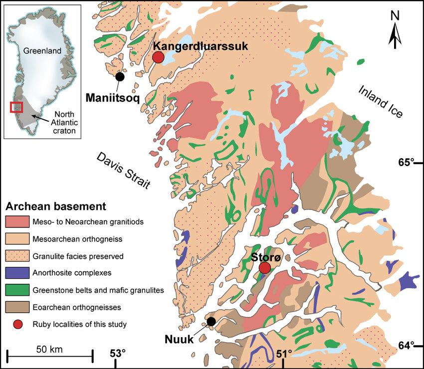 Maniitsoq map